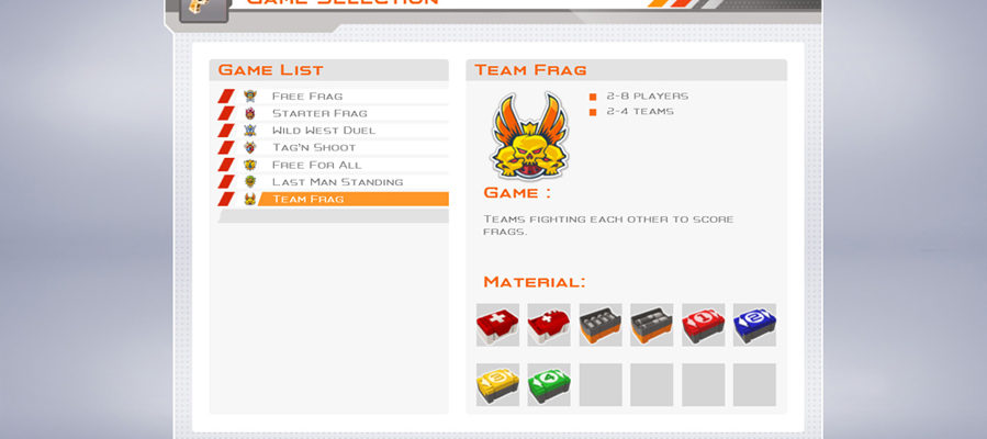 Game Selection | BattleTag
