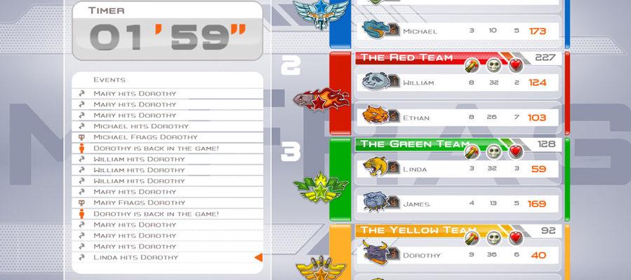 In-Game Menu | BattleTag
