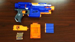 Parts and Pieces | Elite Stryfe