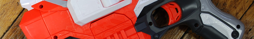 Nerf Diatron | Header