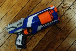 Elite Strongarm | Nerf | Overview