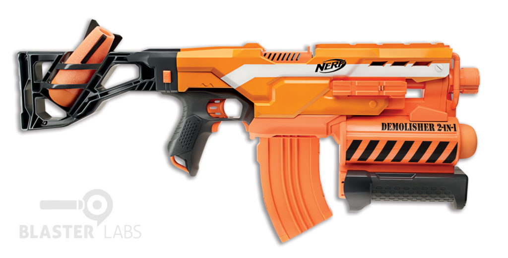 Demolisher | N-Strike Elite Blaster | New