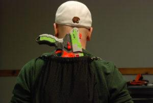 Vigilon | Nerf Vortex | Backpack
