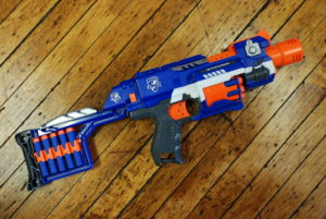 Nerf Stockade | Overview