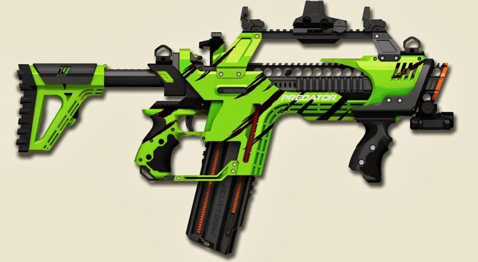 predator | Blaster Hub