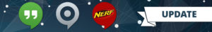 Hangouts with Nerf | Header Update