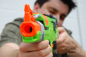 Nerf Zombie Strike Slingfire Close