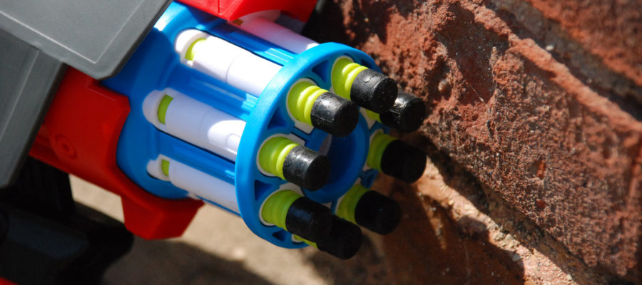 Twister Spinner barrel loaded