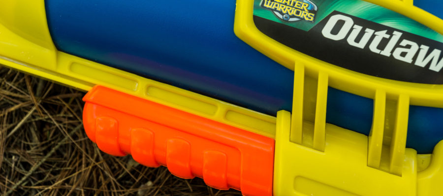 Outlaw Water Warriors pump action