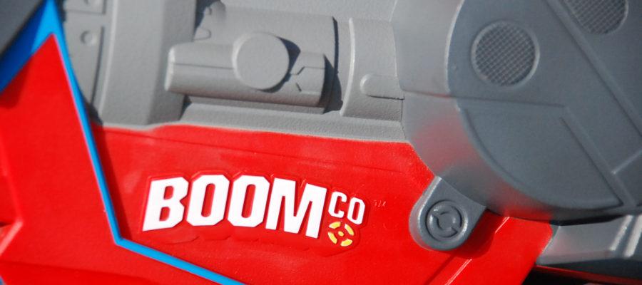 Rapid Madness BOOMco logo