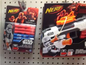 Nerf Star Wars Blaster Hub