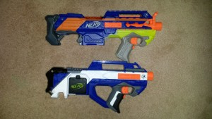 Next to an Elite Rayven.