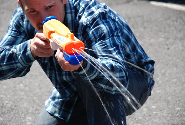 Double Drench Super Soaker from Nerf (5)