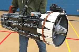 LEGO Jet Gun - Black Ops 2