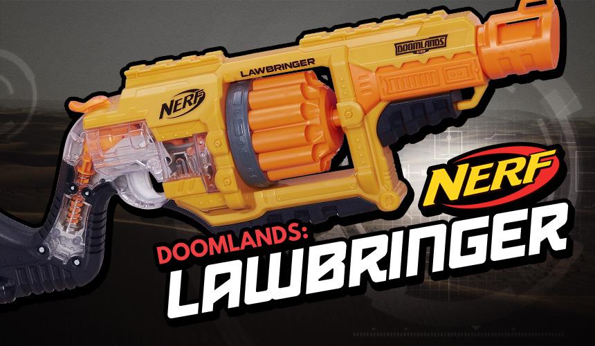 Lawbringer - Nerf Doomlands - Header