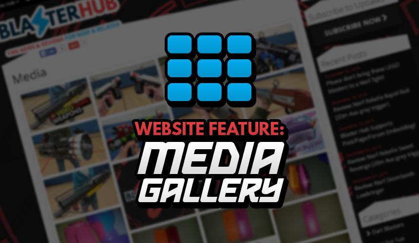 Media Gallery - Header