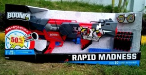 Rapid Madness box