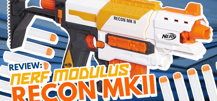Recon MkII | Modulus | Nerf | Header