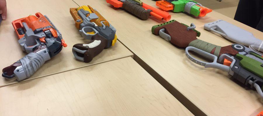 Nerf ZS Prototypes