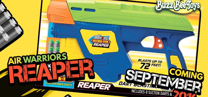 Air Warriors Reaper
