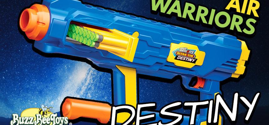 Air Warriors Destiny   Buzz Bee   Header