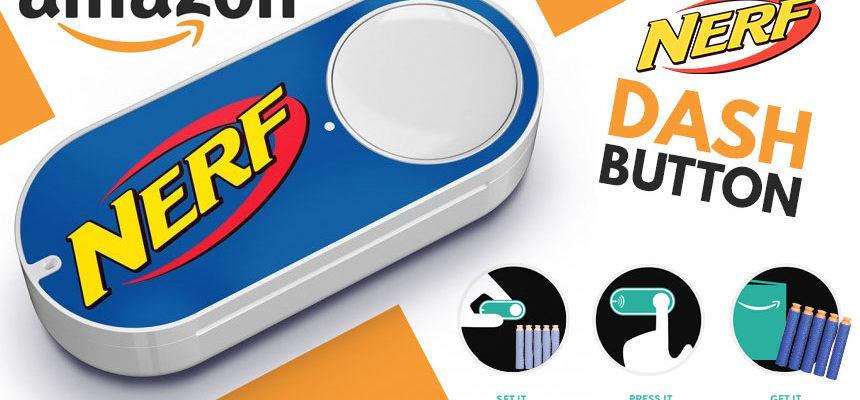 Amazon Dash Nerf - Header