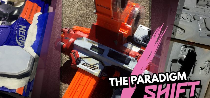 The Paradigm Shift | Header