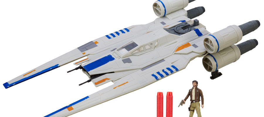 Nerf U-Wing
