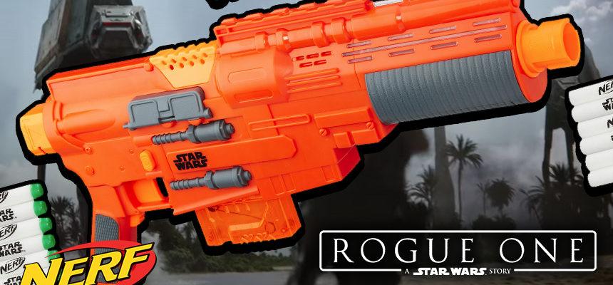 Star Wars Rouge One Nerf Blasters - Header