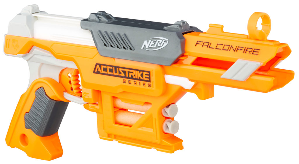 Nerf Accustrike Falconfire Blaster