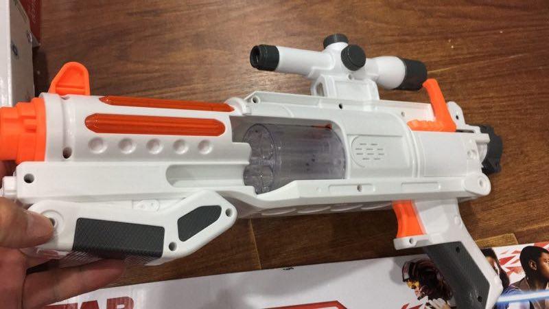 star wars captain phasma blaster