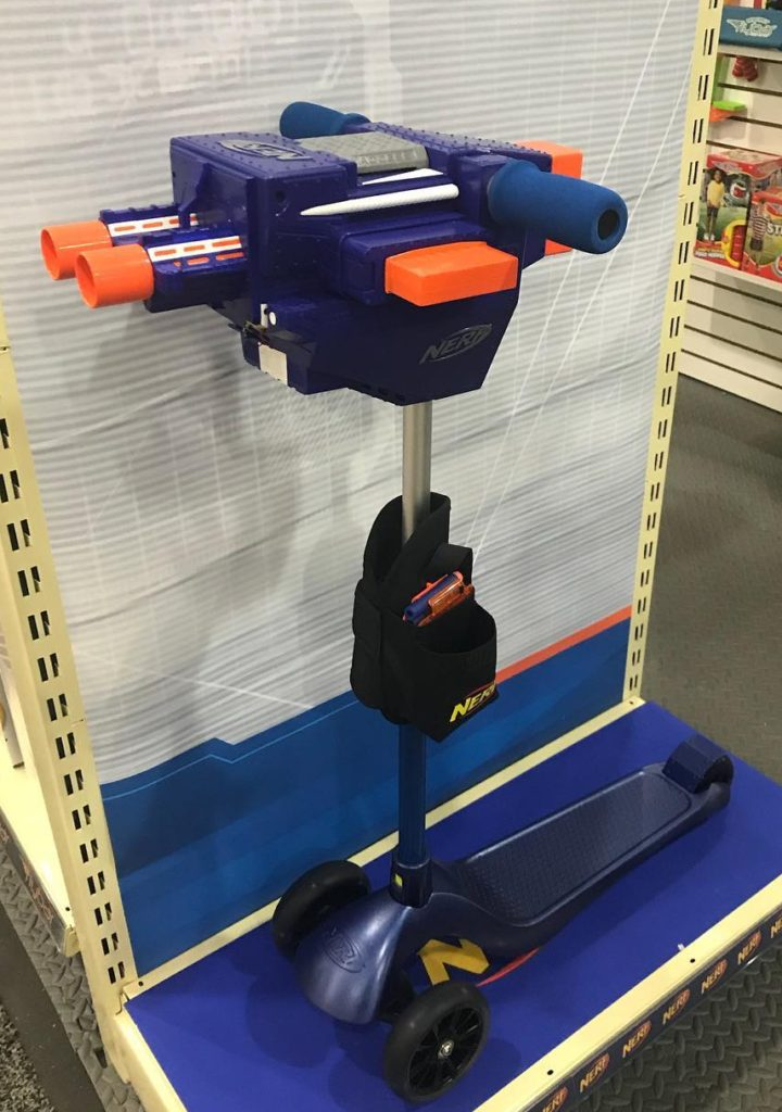 nerf elite scooter