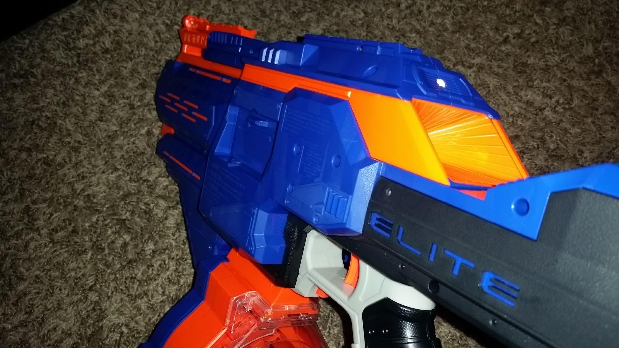 Nerf N-Strike Elite Infinus Review | Blaster Hub