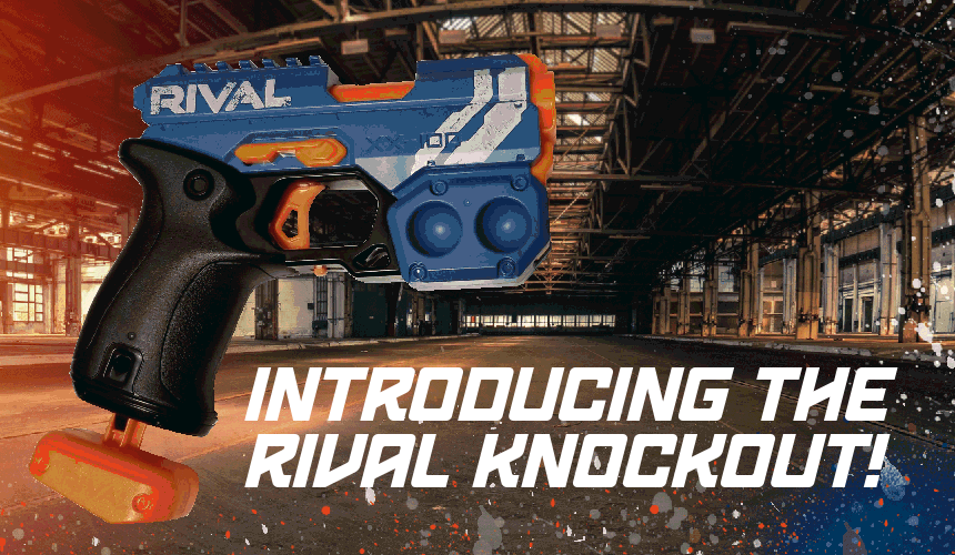 Blasterhub Special: Nerf Rival Knockout Review!