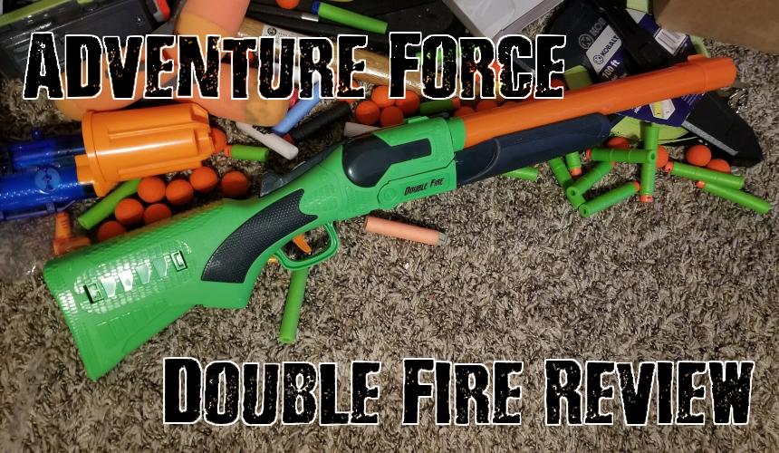 Friendly Fire Double Barrel